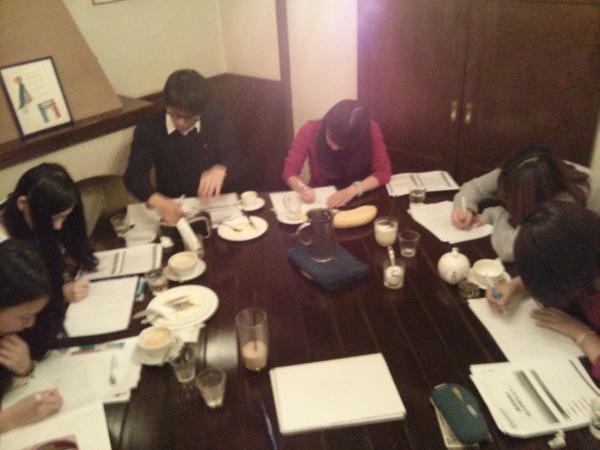 20121121_就活生向け自己分析セミナー